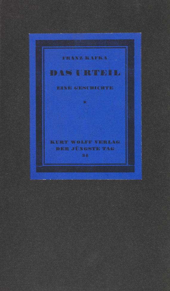 Franz Kafka - Das Urteil