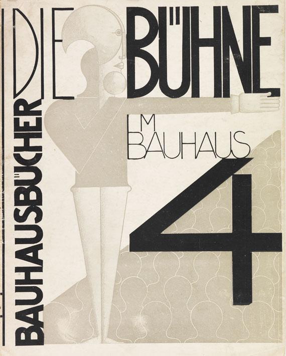 Oskar Schlemmer - Die Bühne im Bauhaus