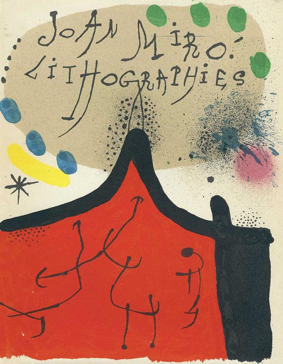 Joan Miró - Leiris, Michel, Joan Miró. 4 Bde.