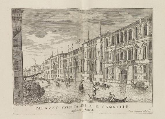 Luca Carlevarijs - Le fabriche,e vedute di Venetia