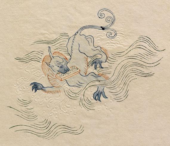 Chêng-yen Hu - Ten bamboo studies. 4 Bde. in 1