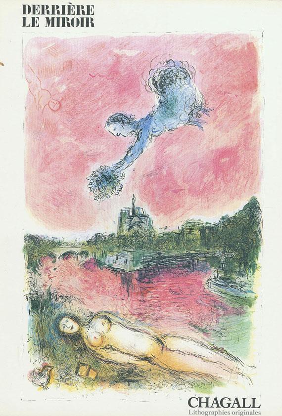 Ketterer kunst art auctions book auctions munich for Chagall derriere le miroir