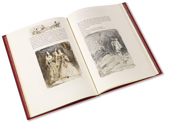 Henry van de Velde - Rilke, Die Weise von Liebe und Tod -