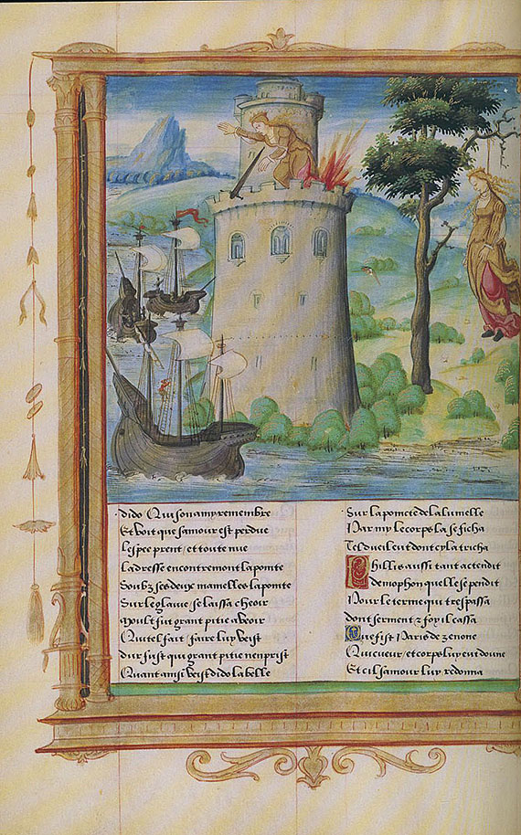 Rosenroman, Der - Rosenroman für Francois I. Dabei: Kommentar