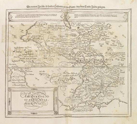 Sebastian Münster - Cosmographia, 1628