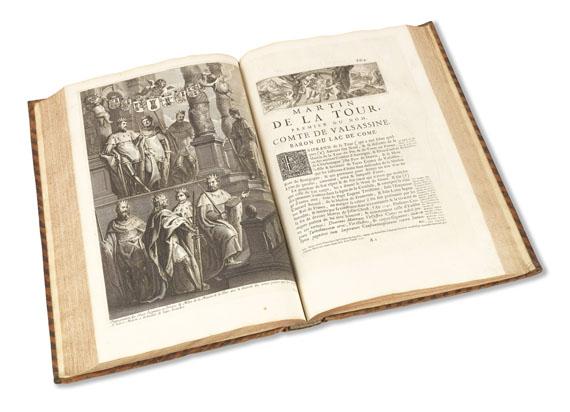 Engelbert Flacchio - Genealogie. 3 Bde. - Weitere Abbildung