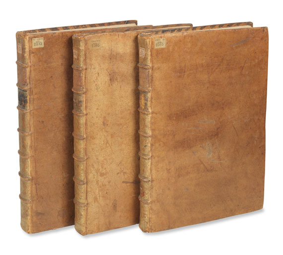 Engelbert Flacchio - Genealogie. 3 Bde.