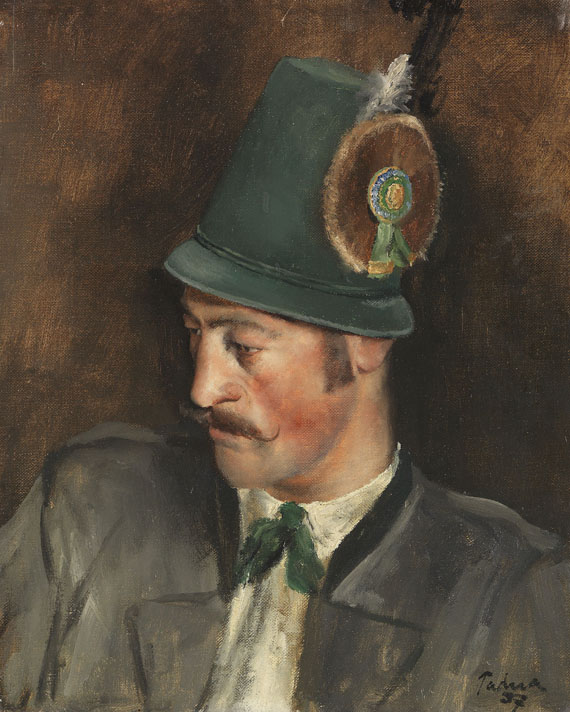 Paul Mathias Padua - Karl Vögele, Herzoglicher Jäger in Kreuth