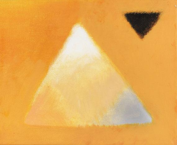 Heinz Mack - Pyramide im Licht (Chromatische Konstellation)