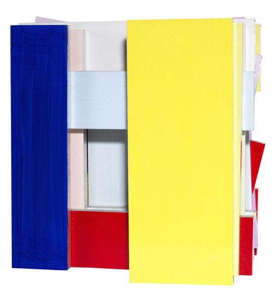 Imi Knoebel - 17 Farben 20 Stäbe A -