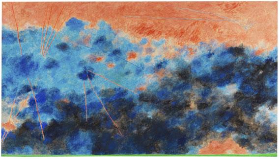Nicola De Maria - Dipinti che avvolgono l'universo
