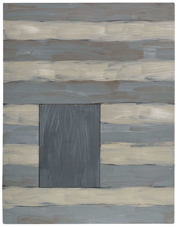 Sean Scully - Small Grey Window