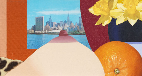 Tom Wesselmann - Bedroom Collage