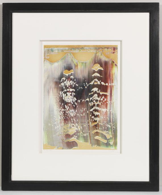 Gerhard Richter - 13.Nov.1995 - Rahmenbild