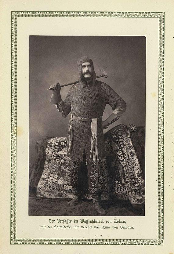Henry Landsdell - Russisch-Central-Asien. 2 Bde.