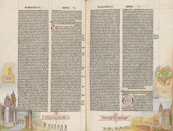 Francesco Petrarca - Annotatio nonnullorum librorum. 1501