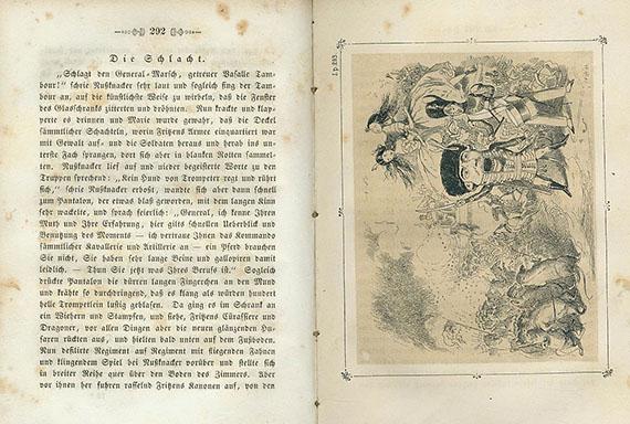 E. T. A. Hoffmann - Hoffmann's gesammelte Schriften. 12 Tle. in 6 Bden.