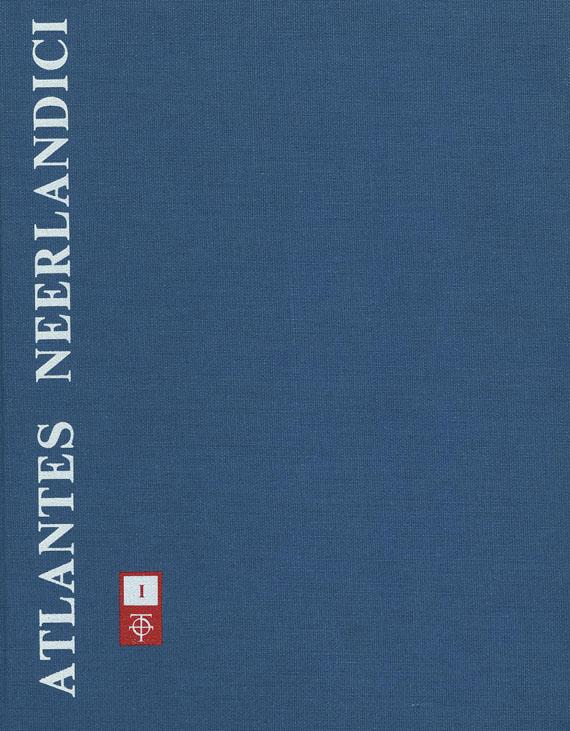Cornelis Koeman - Atlantes neerlandici. 5 Bde. und Suppl., zus. 6 Bde.