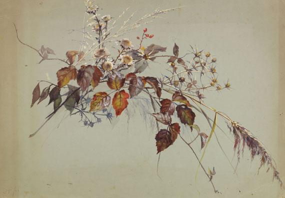 Sophie de Niederhäusern - Herbstlicher Strauß