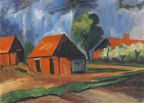 Rote Häuser Bilder ketterer kunst auctions book auctions munich hamburg berlin