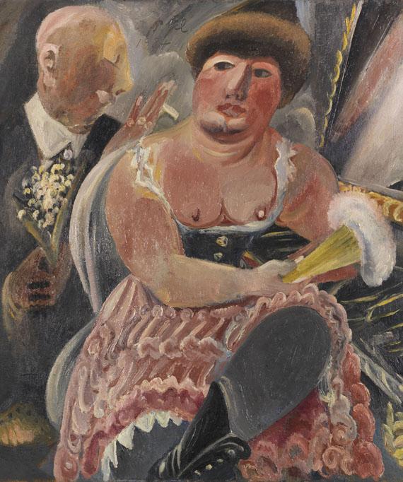 Paul Kleinschmidt - Kavalier mit Maiglöckchen