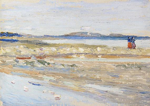 Wassily Kandinsky - Tunis - Strand