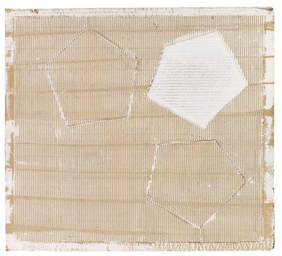 Herbert Zangs - Ohne Titel (Collage)