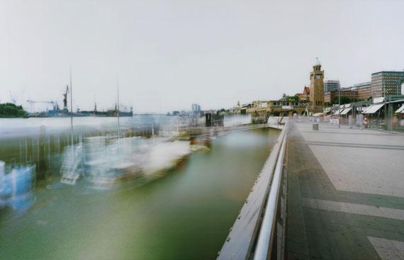 Michael Wesely - 16.7.1999 7.39 - 13.14 Uhr Hamburg Hafen