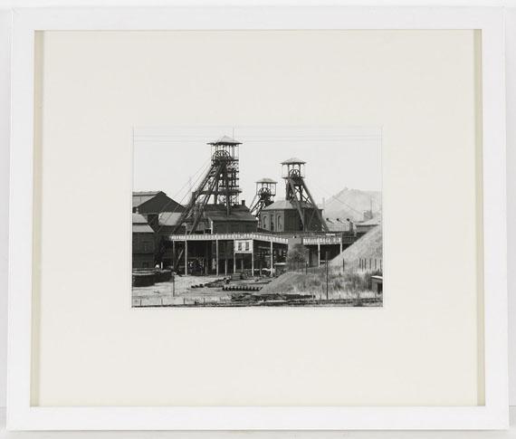 Bernd und Hilla Becher - Monceau Fontaine Nr. 18, Charleroi, Belgien - Rahmenbild