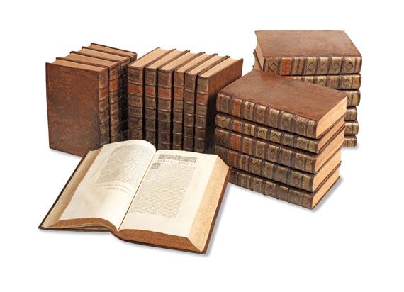 Thomas von Aquin - Opera omnia. 22 Bde. 1660