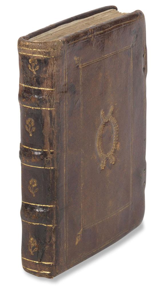 Manuskripte - Stundenbuch. Pergamenthandschrift, Frankreich um 1500 -