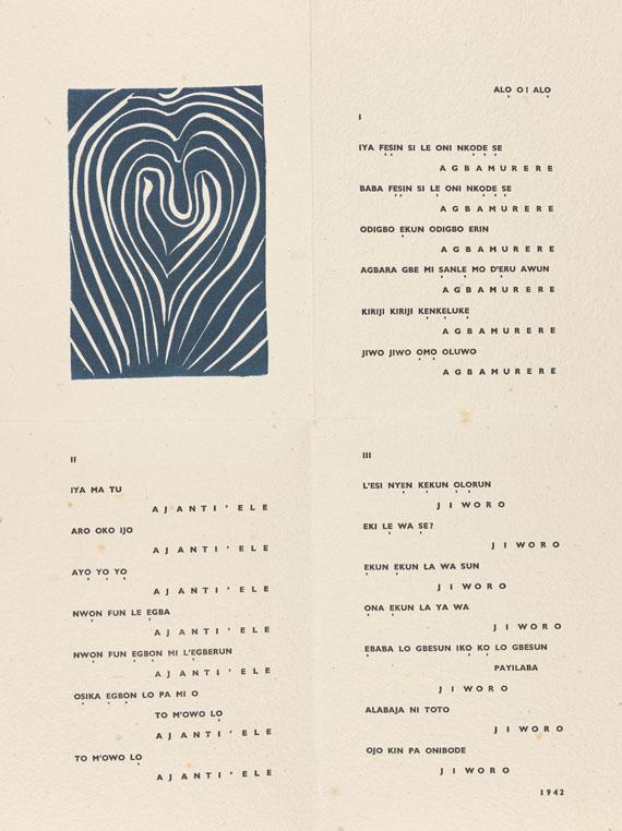 Iliazd - Poesie de mots inconnus