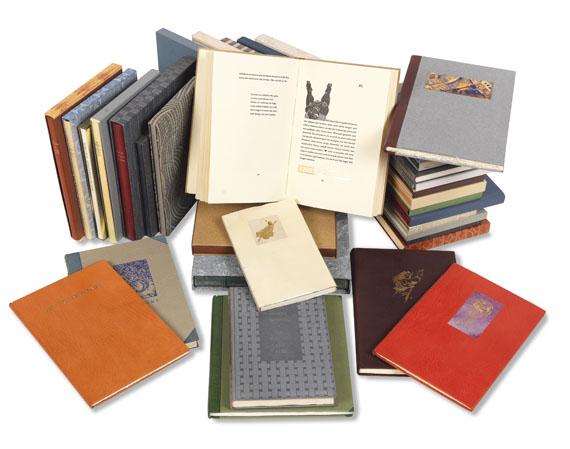 Bear Press - Sammlung von 41 Pressendrucken
