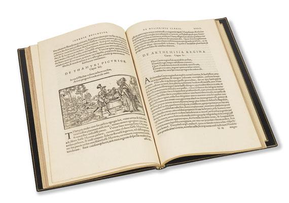 Giovanni Boccaccio - De claris mulieribus