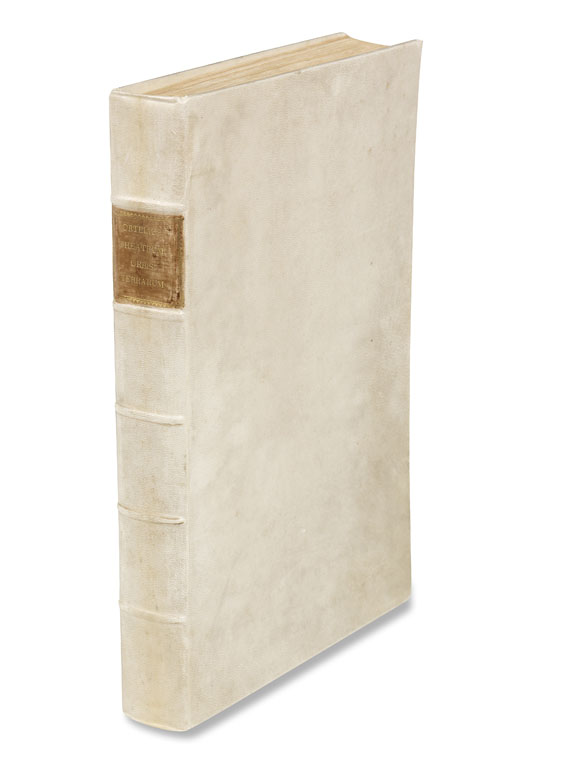 Abraham Ortelius - Theatrum orbis terrarum, latein. Ausgabe 1574. -