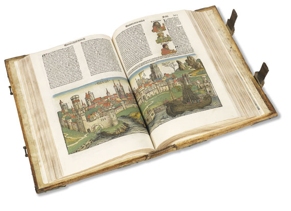 Hartmann Schedel - Liber chronicarum. 1493 -
