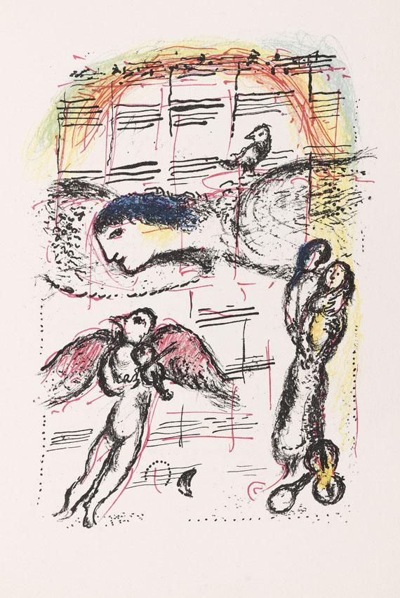 Marc Chagall - La Féerie et le Royaume