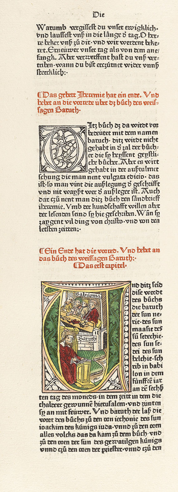 - Biblia germanica -