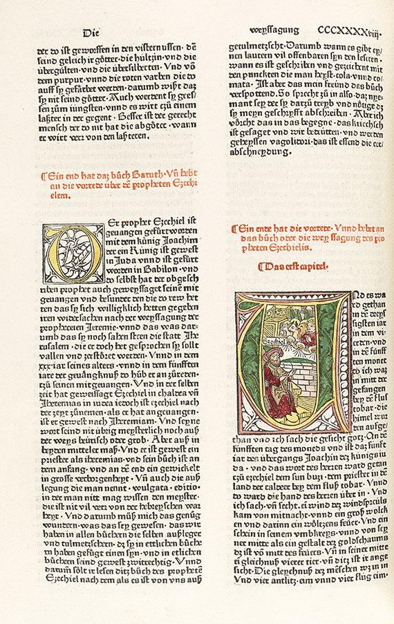 - Biblia germanica - Weitere Abbildung