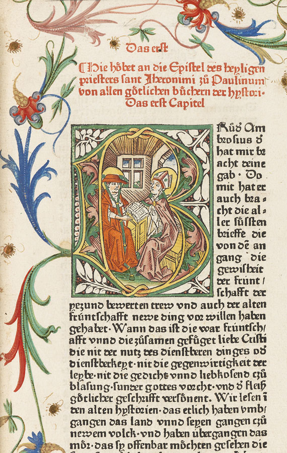 Biblia germanica 1475 - Biblia germanica