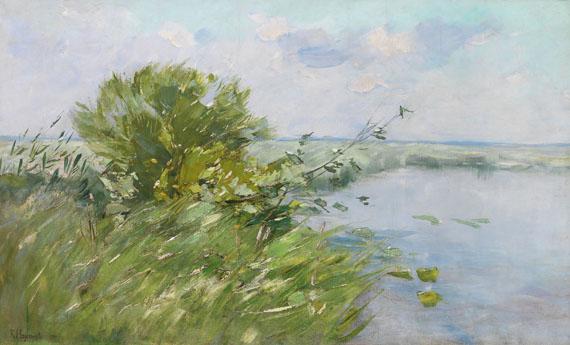 Karl Hagemeister - Märkische Seenlandschaft