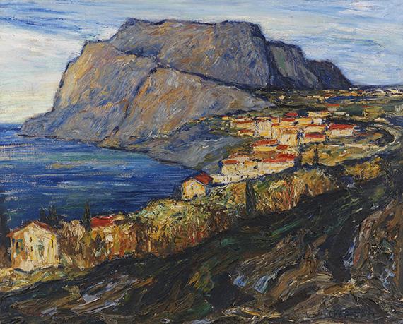 Otto Pippel - Capri