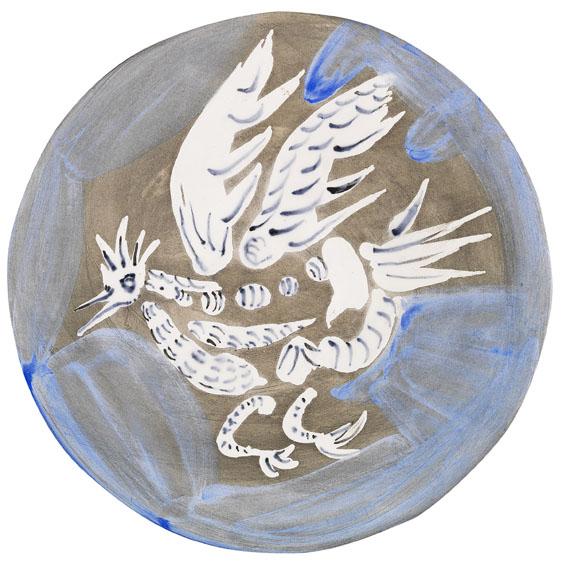 Pablo Picasso - Oiseau No. 91