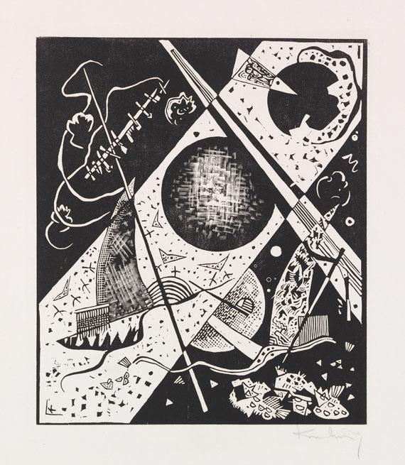 Wassily Kandinsky - Kleine Welten VI