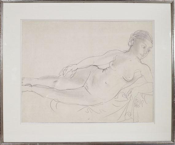 Raoul Dufy - Nu couché - Frame image