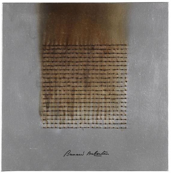 Bernard Aubertin - Cassé de feu