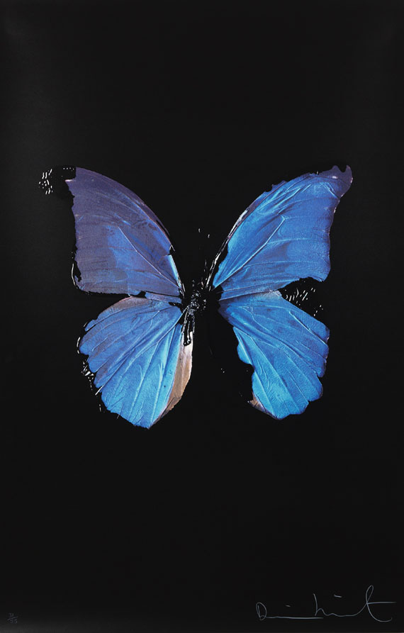 Damien Hirst - The Soul on Jacob´s Ladder
