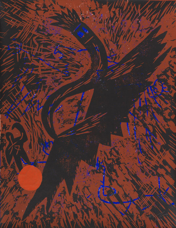 Mappenwerk / Portfolio - Erste Konzentration (Mappe III) - Weitere Abbildung