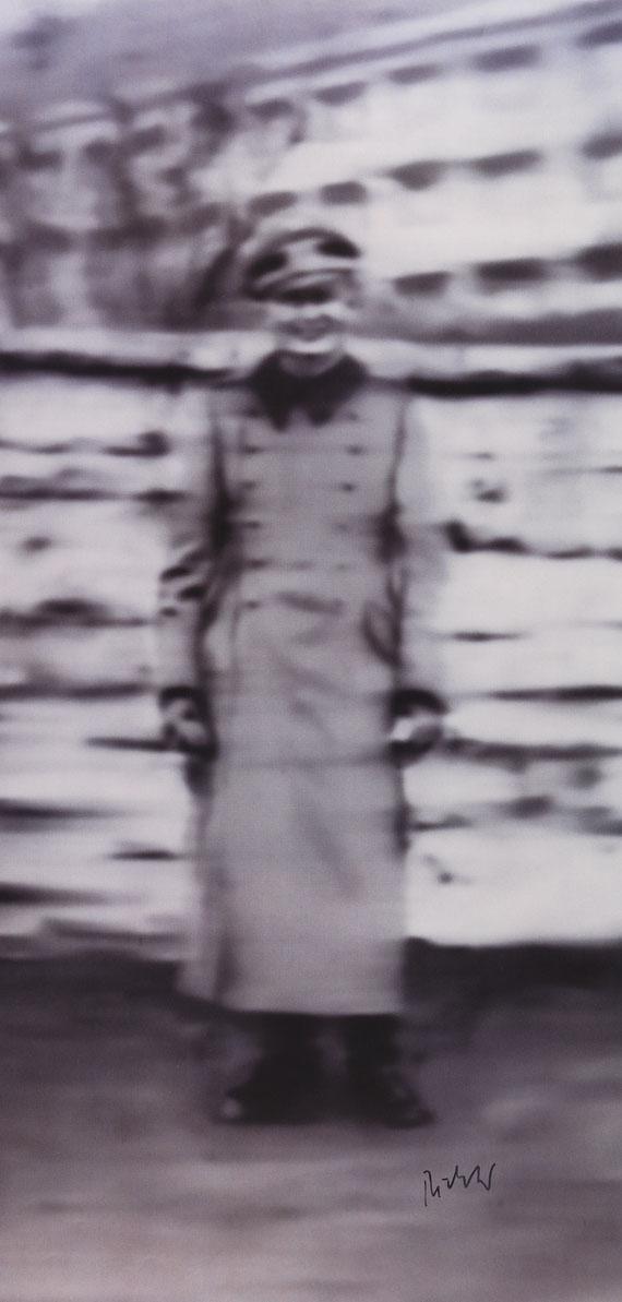 Gerhard Richter - Onkel Rudi