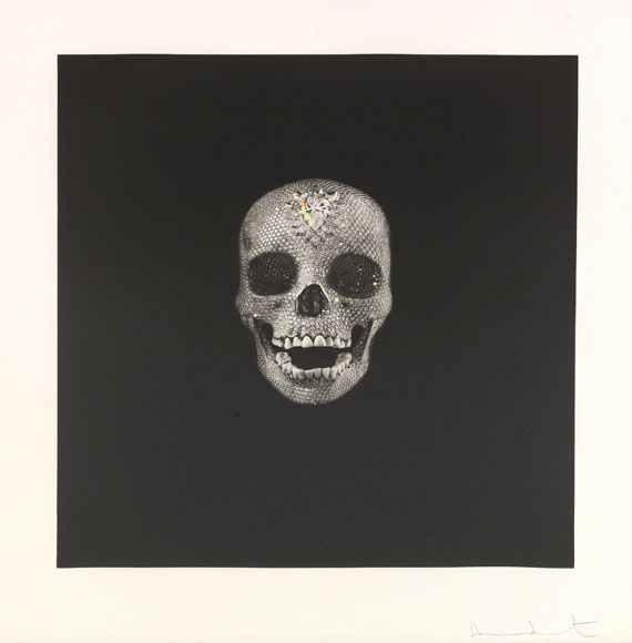 Damien Hirst - Victory over Death